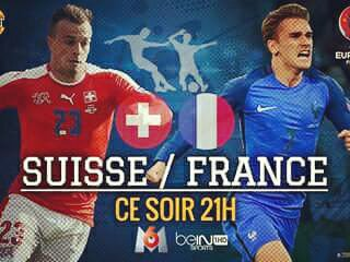 Suisse /France