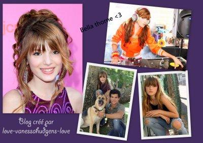 Bienvenue dans mon blog dedié a Bella Thorne