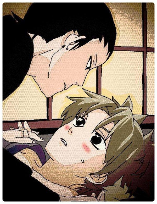 Chapitre IV : La fille de Shikamaru ?