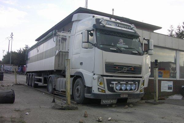 Volvo FH+Lag