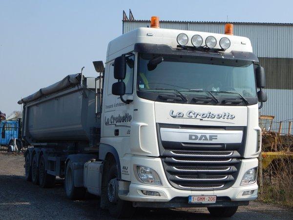 Daf XF 460+Schmitz