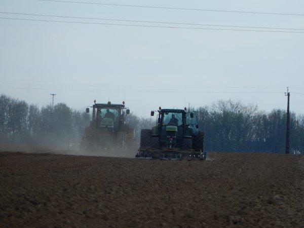 Plantation de pommes de terres - Chantier N°3