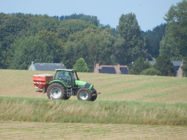 Deutz-Fahr Agrotron+Kuhn