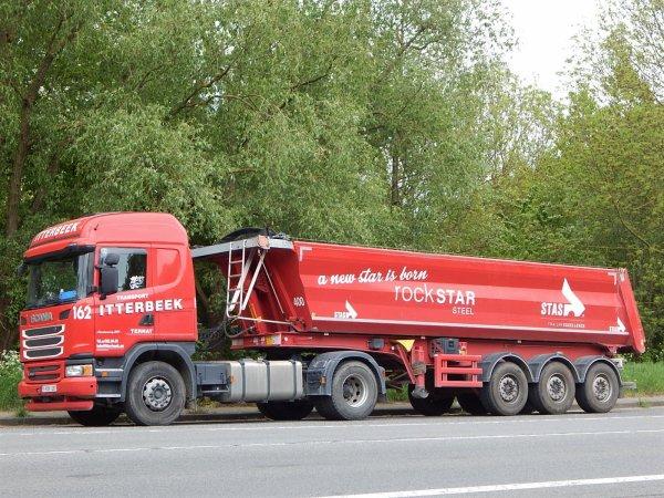 Scania G410+Stas