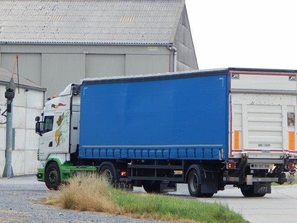 Scania R440+ATL
