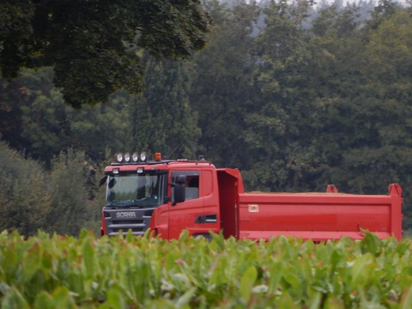 Scania R420+AJK