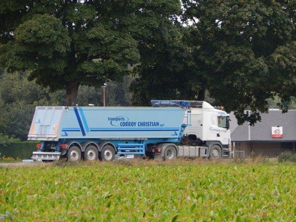 Scania G440+Stas