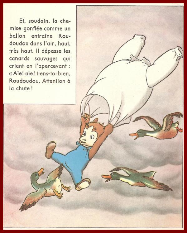 ROUDOUDOU ET LES GIBOULEES DE MARS  PAGE 5 / 11