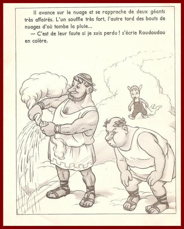 ROUDOUDOU ET LES GIBOULEES DE MARS  PAGE 7 / 11