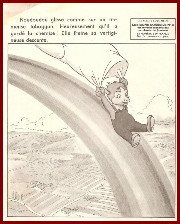 ROUDOUDOU ET LES GIBOULEES DE MARS  PAGE 10 / 11