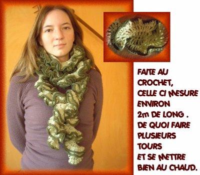 LES PETITES MAILLES DE CLAIRETTE  -