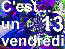 Le chiffre 13 porte bonheur ou porte malheur blog for Le numero 13 porte malheur