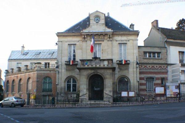 VOEUX DU MAIRE A CHATILLON SUR SEINE LE 5.01.2012