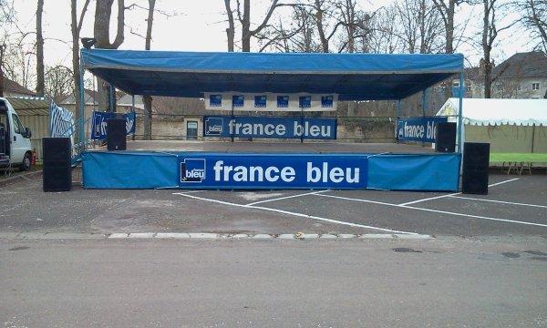PREPARATIF POUR LA FETE DU CREMANT A CHATILLON-SUR-SEINE LE 17 MARS 2012