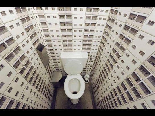 viou j 39 avais trouv une id e deco pour tes toilettes. Black Bedroom Furniture Sets. Home Design Ideas