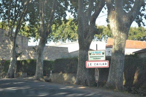 Village en camargue
