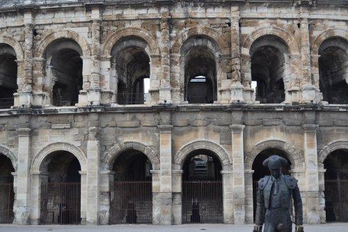 Nîmes ville Romaine