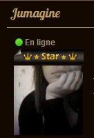 AAAAAAAAAAAAAHHHHH Je suis BLOG STAR !!!!!