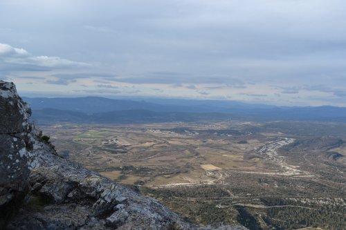 Dominer au Pic Saint Loup