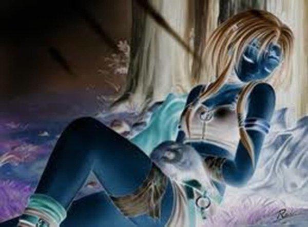 Fanfiction Fairy Tail: Quand l'amour s'immisce en toi...  Chapitre 18: L'amour et la mort dans l'âme...❤