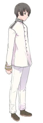 Présentation d'un personnage #7 Japon (Japan)