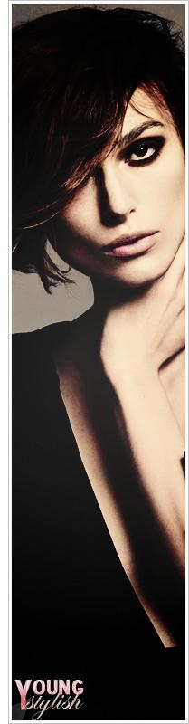 ♦  05  │  Zoom sur Keira Knightley   Article posté le 1 septembre 2011 par Seda.  ●