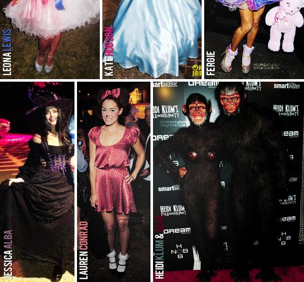 ♦  28  │  Fashion marathon (spécial Halloween)   Article fait par Natalia et posté le  31 octobre 2011.   ●
