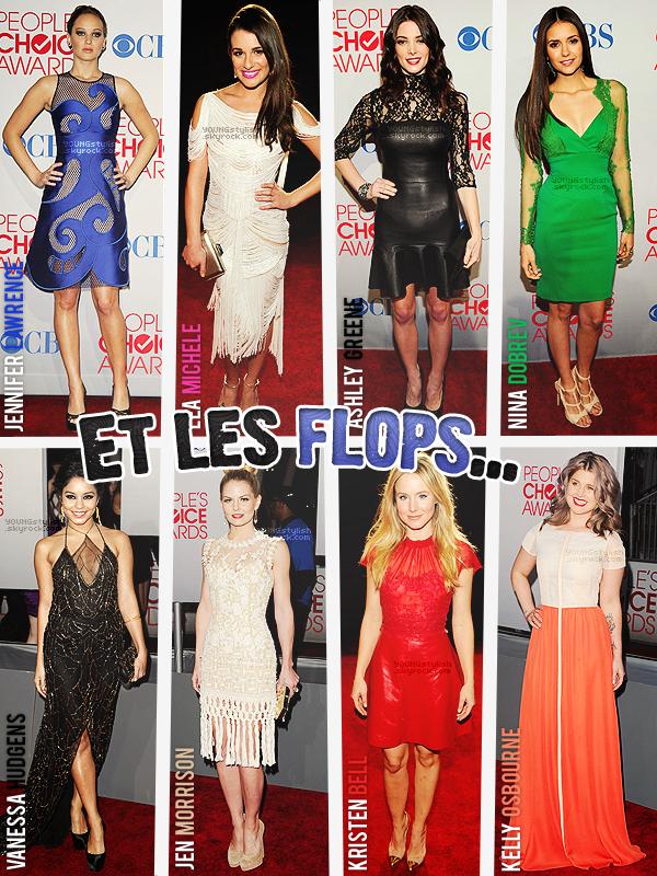 ♦  40  │  Events (People's Choice Awards 2012)   Article fait par Seda & Natalia  et posté le  12 janvier 2012.   ●