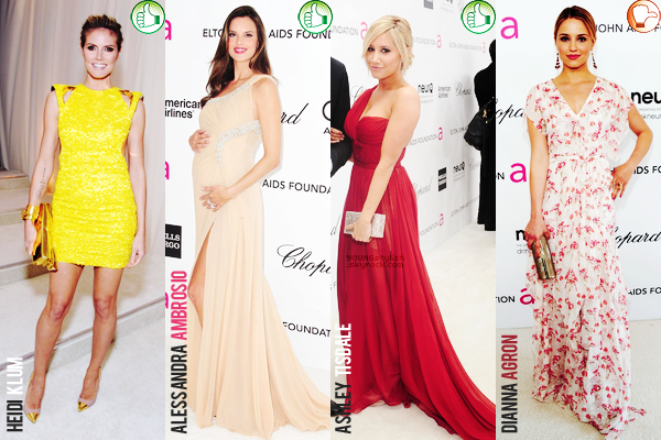 ♦  51  │  Events (Oscars 2012 -suite)   Article fait par Natalia et posté le 10 mars 2012.   ●