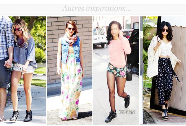 ♦  60  │  Inspiration shopping (thème : été)   Article fait par Natalia et posté le 8 mai 2012.   ●