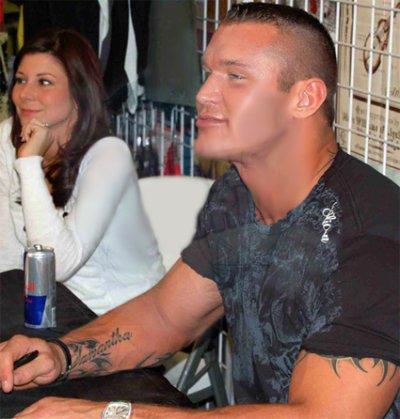 Interviews : Randy orton