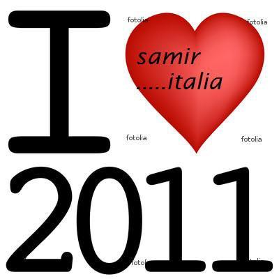 lo amo 2011 samir italia