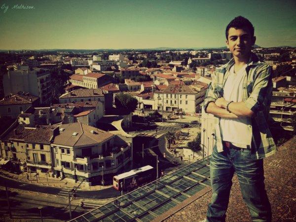 Au Montpellier.♥ ♥ ♥