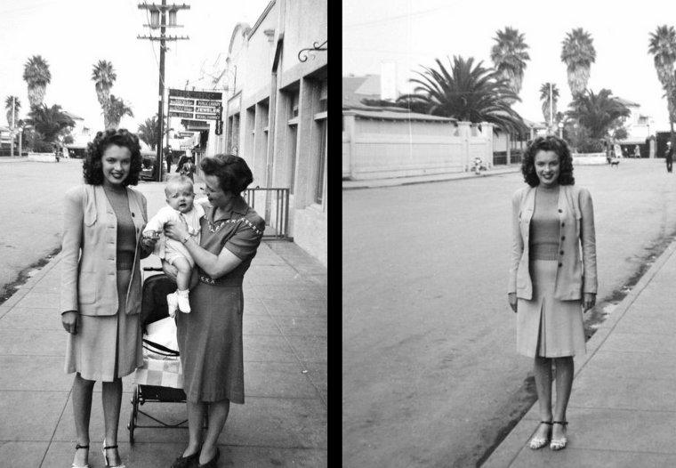 """""""Les années Jim"""", les années 40."""
