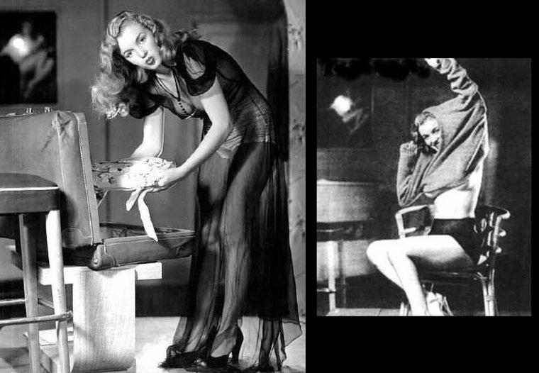Marilyn by Earl MORAN (part 3) (d'autres photos suivront prochainement pour l'année 1949).