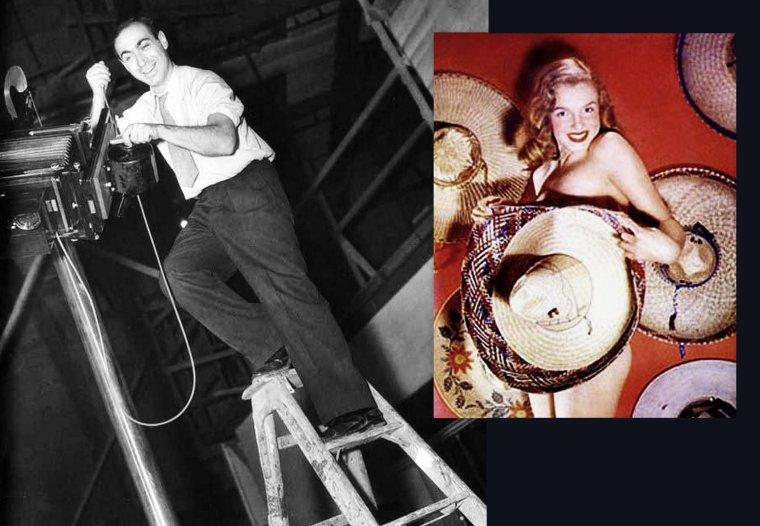 1948 Laszlo WILLINGER (part 2) : Il apprit la photographie par sa mère qui était une photographe professionnelle réputée. Il ouvrit un studio à Paris, puis à Berlin, où pendant des années il photographia entre autres Marlene DIETRICH, Hedy LAMARR et Sigmund FREUD. Il arriva aux Etats -Unis en 1937, et succéda un peu plus tard à George HURRELL à la tête du studio de photos de la MGM.
