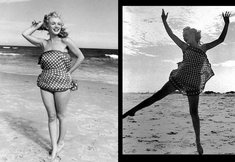 Tobey-Beach, Long-Island, été 1949 by André De DIENES (part 5).