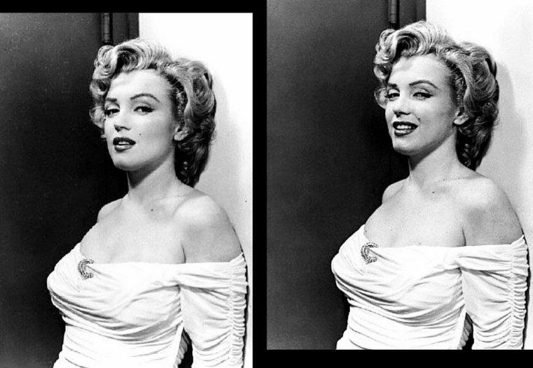 """1952, CONSECRATION pour une actrice : paraître en couverture du magazine """"Life"""", aussi célèbre si non plus que notre """"Paris Match"""" en France. Session photos de Philippe HALSMAN."""