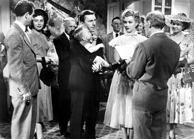 "1952, ""We're not married"" (Cinq mariages à l'essai) d'Edmund GOULDING / Suite et FIN."