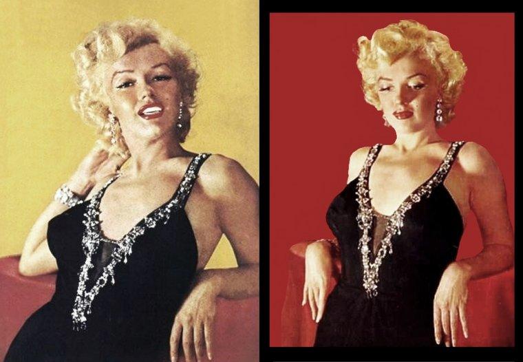 1952, une autre série de photos très connues de Marilyn (pour d'autres un peu moins) par Frank POWOLNY (part 2).