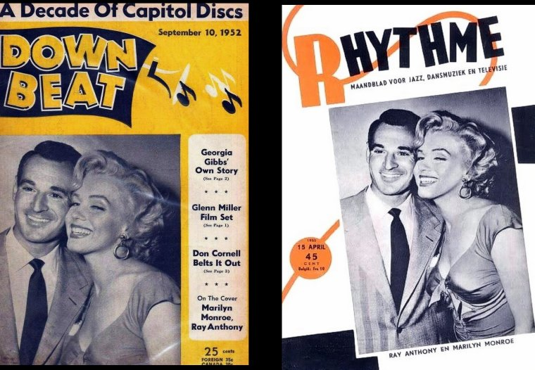 "1952, l'évènement ""The Ray ANTHONY party"" a engendré quelques covers... En voici un petit échantillon !"