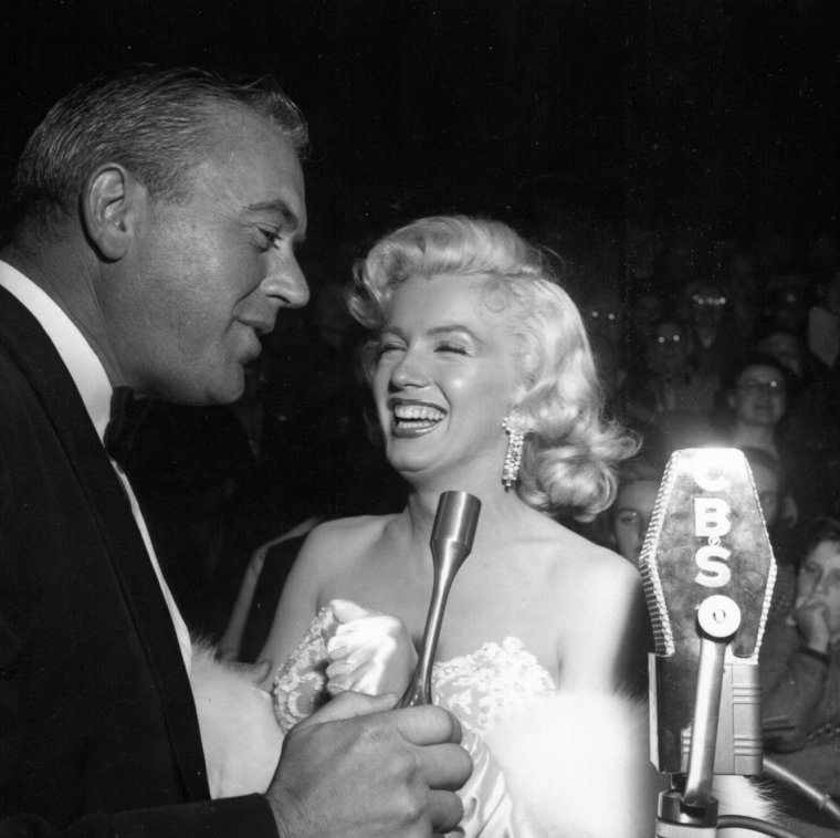 "1953 PREMIERE du film ""How to marry a millionaire"" (Comment épouser un millionnaire) de Jean NEGULESCO (part 5)."