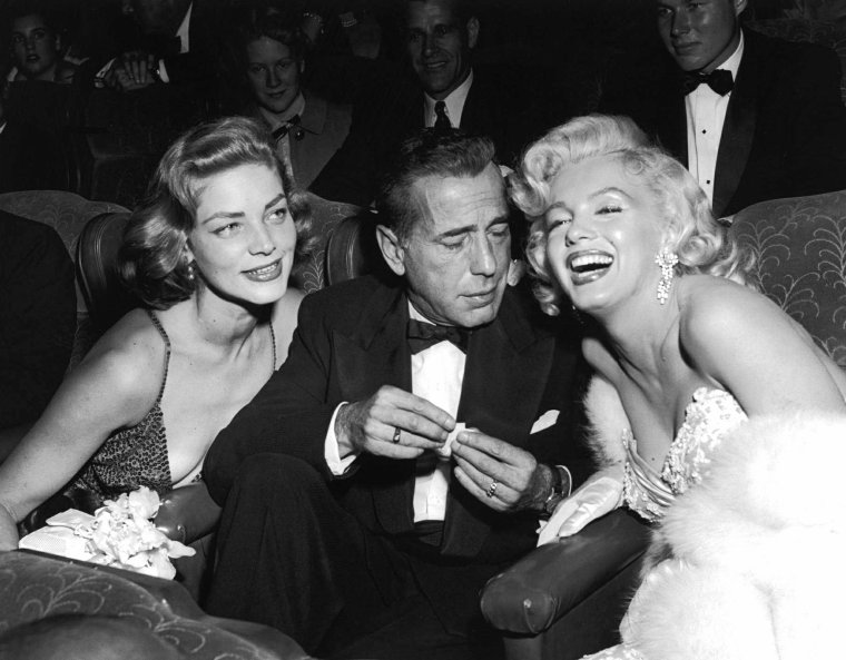"1953 PREMIERE du film ""How to marry a millionaire"" (Comment épouser un millionnaire) de Jean NEGULESCO (part 8)."