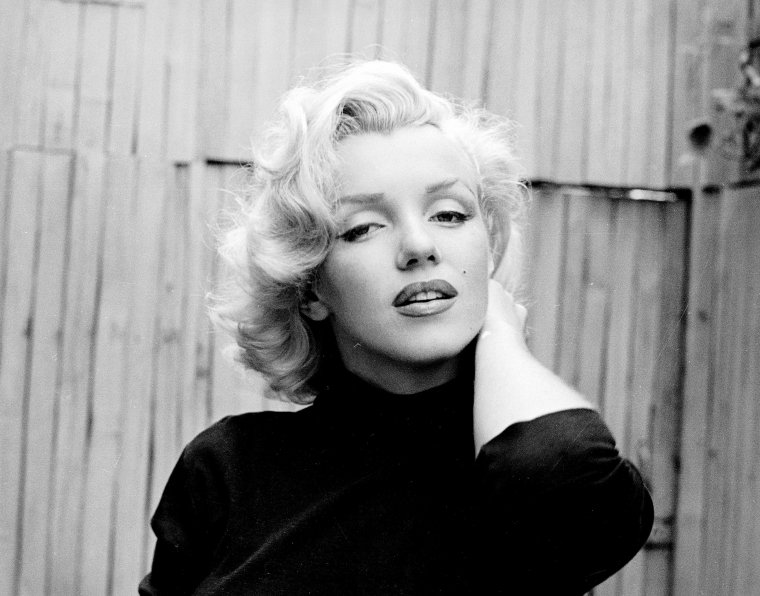 1953 Marilyn by Alfred EISENSTAEDT / DOHENY DRIVE (part 3).