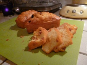 •Cuisine• Cakes au chorizo
