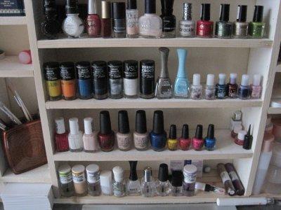 •Nail art• Mon petit atelier nail art