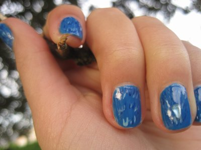 •Nail art• Points, lignes et petits traits