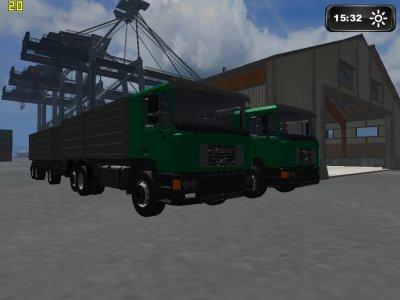 les camion de la coop