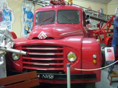 musee des pompiers de paris
