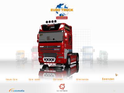 euro truck simulator mon daf